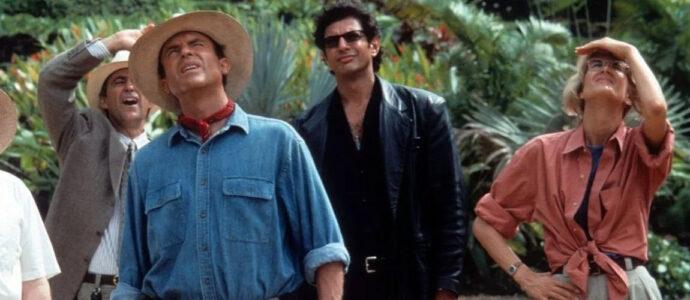 Jurassic Park : Laura Dern, Sam Neill et Jeff Goldblum réunis dans Jurassic World 3