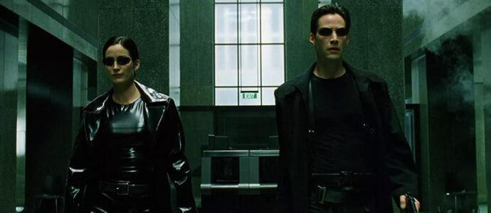 Matrix : un nouveau film avec Keanu Reeves et Carrie-Anne Moss au casting