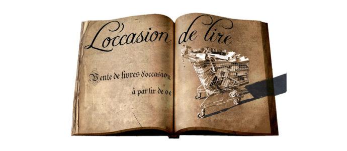 « L'occasion de lire » : le site pour la littérature à petits prix