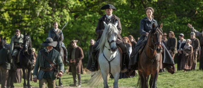 Outlander : un trailer de la saison 5 dévoilé lors du New York Comic Con