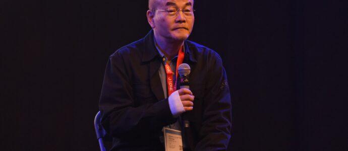 Kenji Kodama - Paris Manga & Sci-Fi Show 28