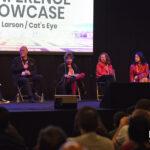 Jean-Paul Césari, Annabelle Roux, Marie-Laure Dougnac & Geneviève Taillade - Paris Manga & Sci-Fi Show 28