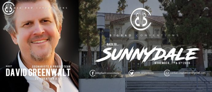 David Greenwalt (Angel, Buffy) présent à la convention Back to Sunnydale