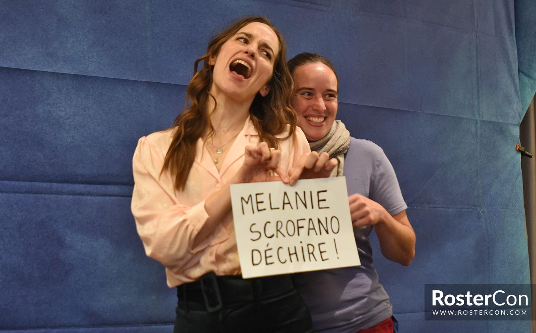 Melanie Scrofano - For the Love of Fandoms - Wynonna Earp