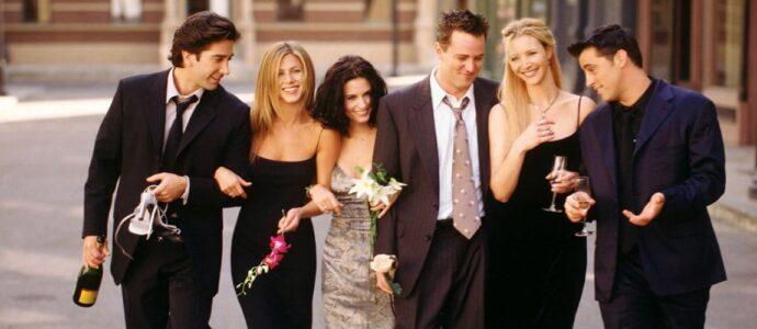 Friends : HBO Max travaille sur une réunion spéciale avec le cast original