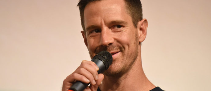 Jason Dohring (Veronica Mars, iZombie, The Originals) présent à Paris Manga & Sci-Fi Show 29