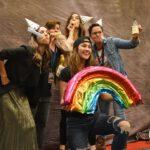 Melanie Scrofano, Dominique Provost-Chalkley & Kat Barrell - Wynonna Earp - For The Love of Fandoms