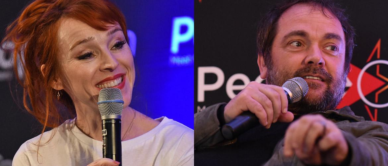 Supernatural : Mark Sheppard et Ruth Connell, nouveaux invités de la DarkLight Con 4