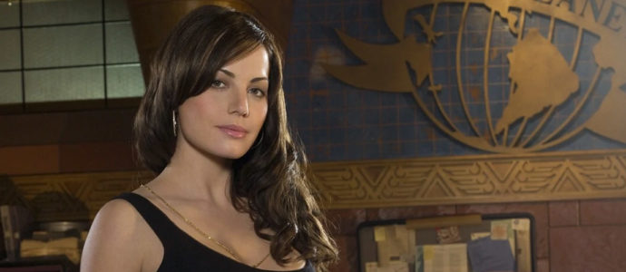 Erica Durance (Smallville, Supergirl, Saving Hope) will participate in the 29th Paris Manga & Sci-Fi Show