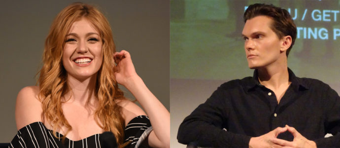 Shadowhunters : Katherine McNamara et Luke Baines à la convention The Hunters of Shadow 4