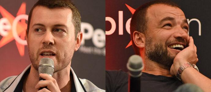Spartacus : une convention pour fêter les 10 ans de la série, Nick Tarabay et Dan Feuerriegel comme premiers invités