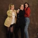 Lauren Lyle & Sophie Skelton - The Land Con 3 - Outlander
