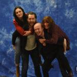 Richard Rankin, Sophie Skelton & John Bell - The Land Con 3 - Outlander