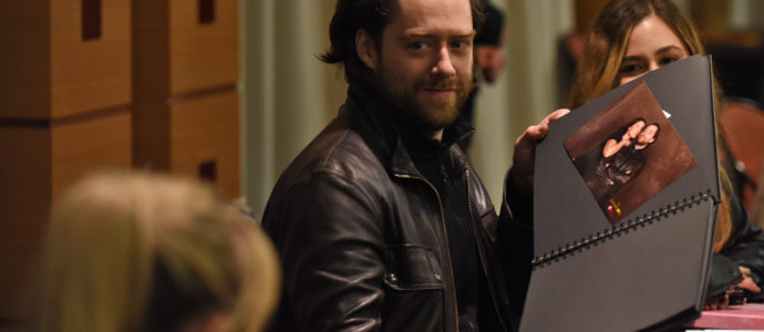 Richard Rankin - The Land Con 3 - Outlander