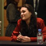 Sophie Skelton - The Land Con 3 - Outlander