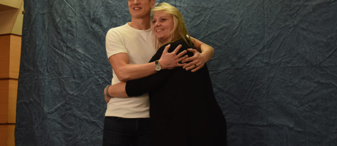 Ed Speleers - The Land Con 3 - Outlander