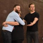 Steven Cree & Sam Heughan - The Land Con 3 - Outlander