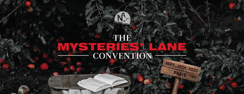 The Mysteries' Lane Convention