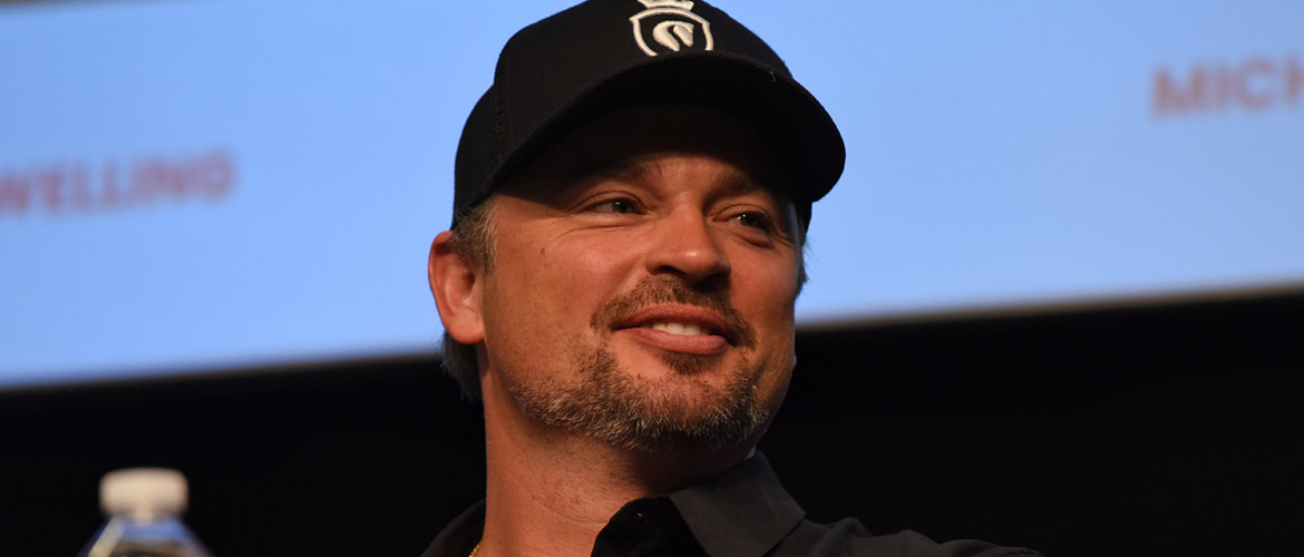 Tom Welling (Smallville, Lucifer) will be back in Paris in 2020 for the 29th Paris Manga & Sci-Fi Show