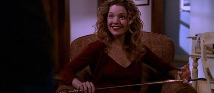Buffy contre les vampires : Clare Kramer (Gloria), invitée de la convention Back to Sunnydale