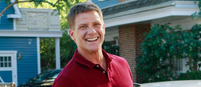 Desperate Housewives: Doug Savant (Tom Scavo) as second guest at The Mysteries' Lane Convention
