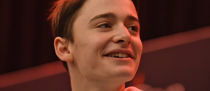 Stranger Things: Noah Schnapp will visit Germany in December 2020