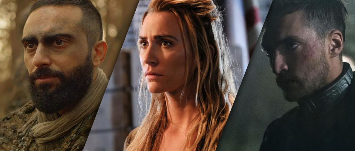 The 100: three new guests for the Space Walkers 5 convention