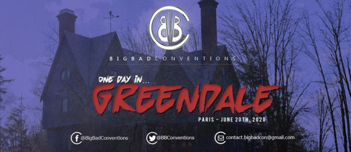 Chilling Adventures of Sabrina: a convention in Paris on June 2020