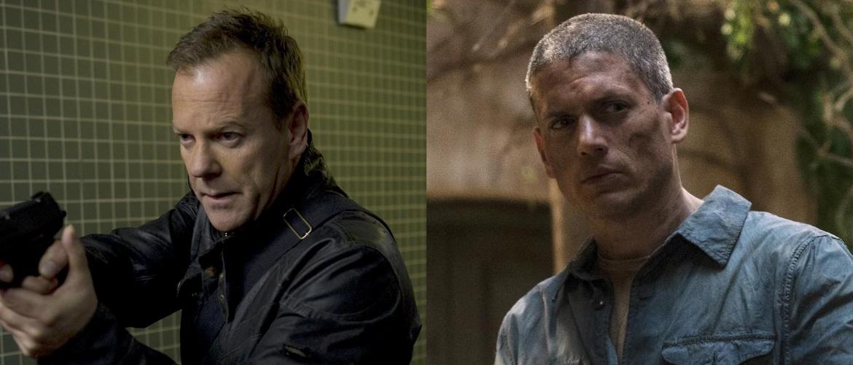 La FOX évoque les potentiels projets autour de 24 heures chrono et Prison Break