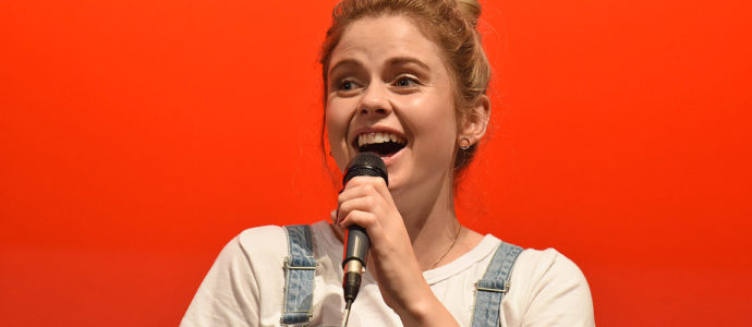 Rose McIver (iZombie, Once Upon A Time) will be at the 29th Paris Manga & Sci-Fi Show