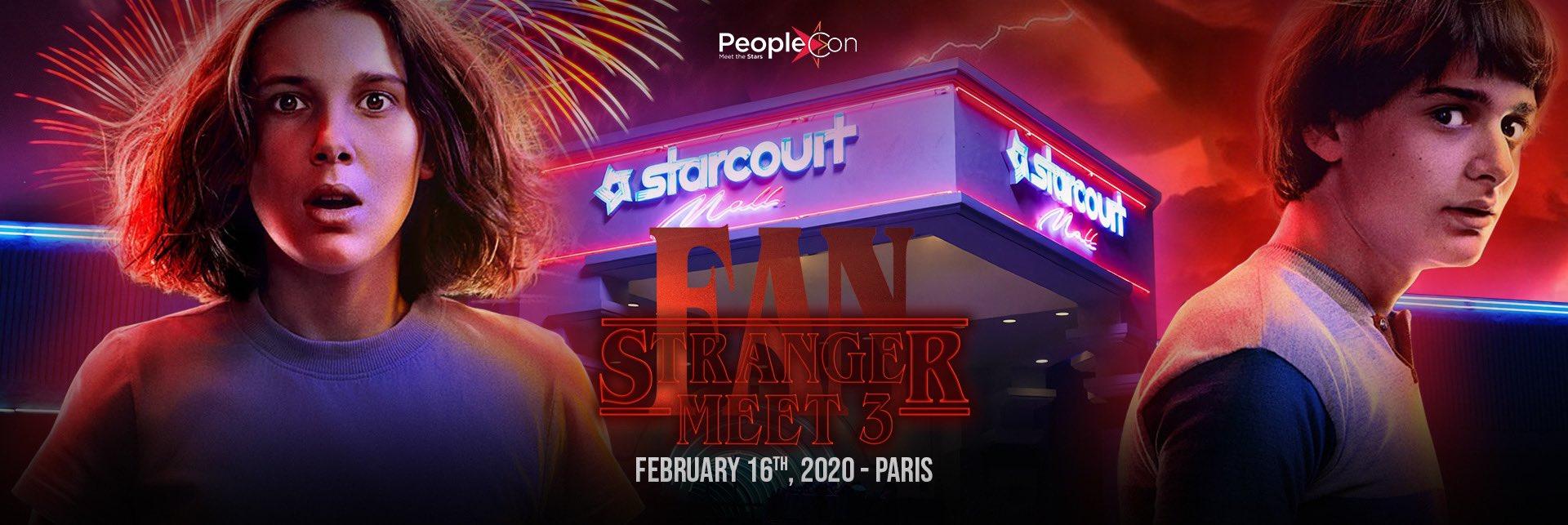 Stranger Fan Meet 3 : les questions que vous vous posez