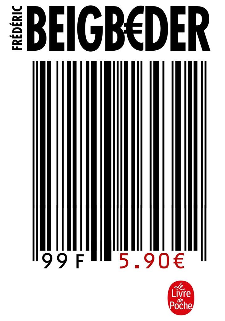 Couverture 99 francs / Frédéric Beigbeder