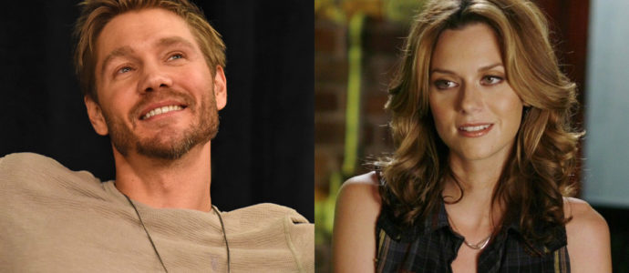 One Tree Hill: Chad Michael Murray and Hilarie Burton together in Paris in May 2020 2