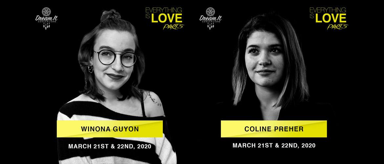 Everything is Love 5 : Coline Preher et Winona Guyon seront présentes à l'événement SKAM