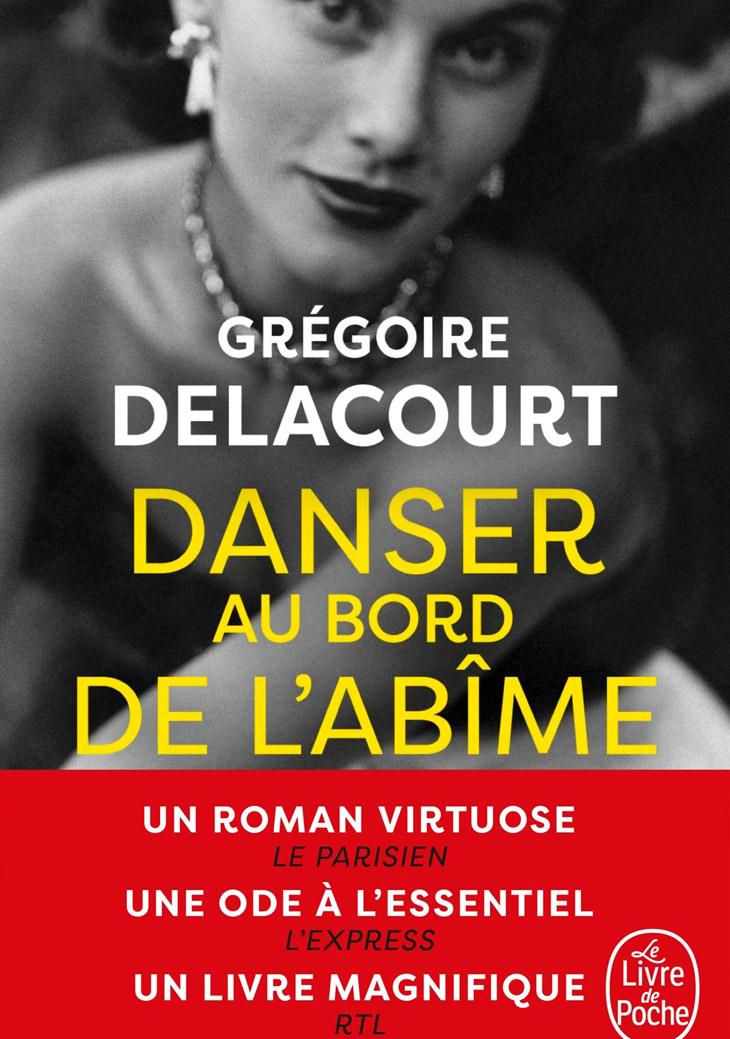 Couverture Danser au bord de l'abîme / Grégoire Delacourt