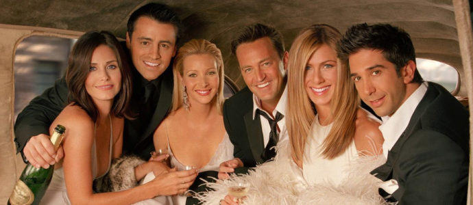 Friends : Special will be filmed in March according to Matthew Perry.