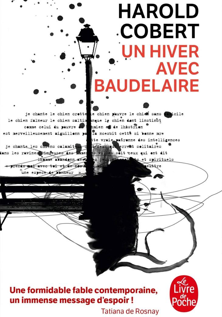 Couverture Un hiver avec Baudelaire / Harold Cobert