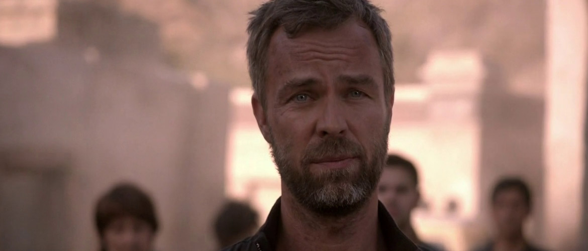 Teen Wolf : JR Bourne participera à la convention Howl At The Moon 4