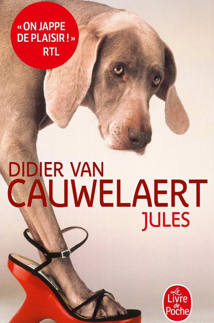 Couverture Jules / Didier Van Cauwelaert