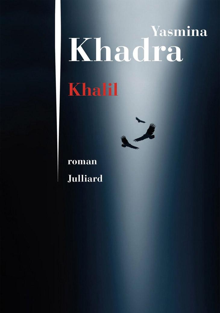Couverture Khalil / Yasmina Khadra