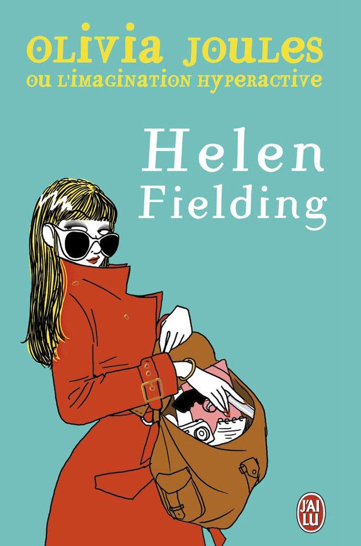 Couverture Olivia Joules ou l'imagination hyperactive / Helen Fielding