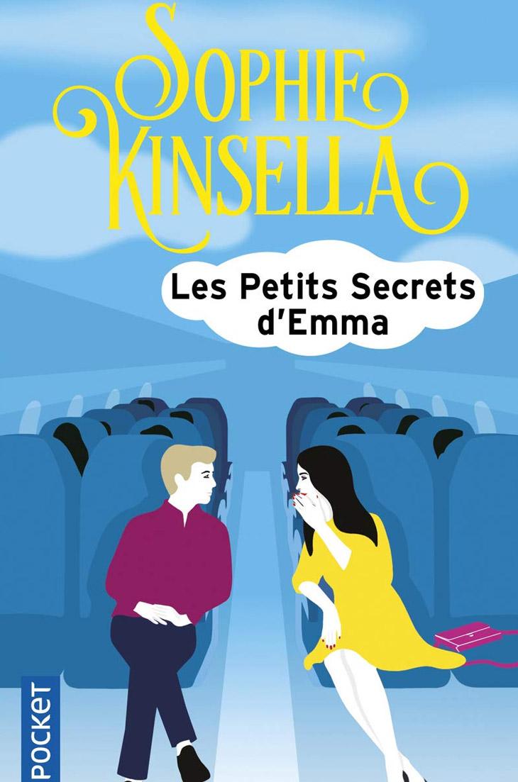 Couverture Les petits secrets d'Emma / Sophie Kinsella