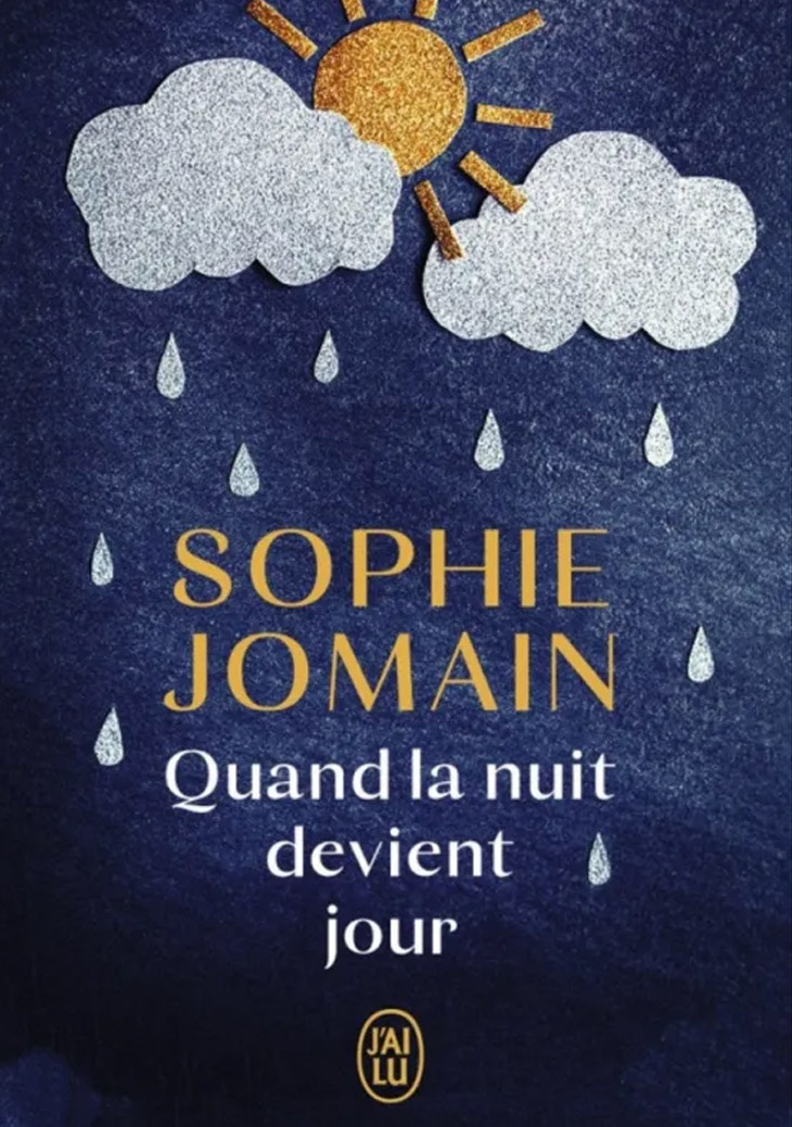 Couverture Quand la nuit devient jour / Sophie Jomain