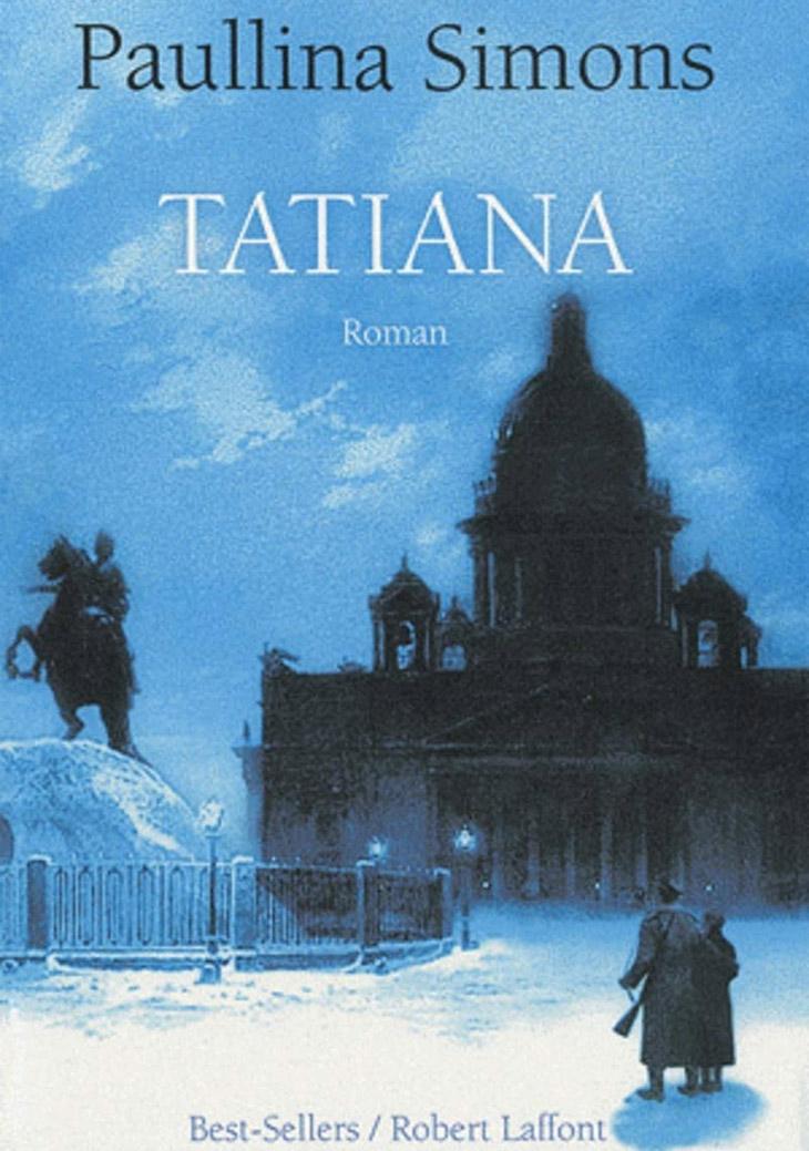 Couverture Tatiana / Paullina Simons