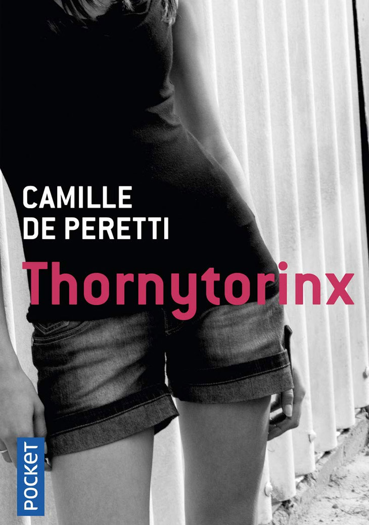 Couverture Thornytorinx / Camille de Peretti