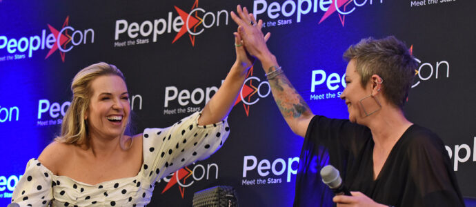 Darklight Con 4 : Briana Buckmaster et Kim Rhodes annoncées à la convention Supernatural