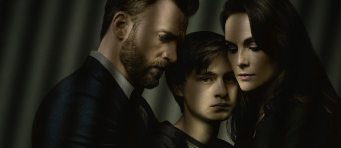 Defending Jacob: the series starring Chris Evans and Jaeden Martell is presented in a trailer