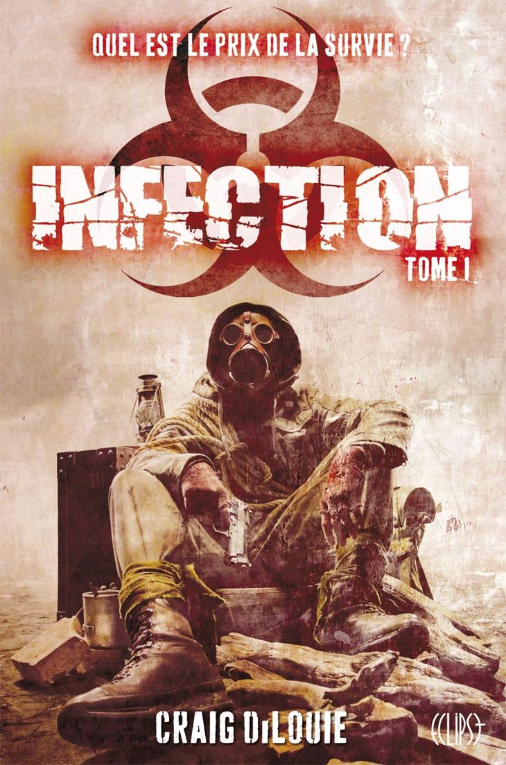 Couverture Infection / Craig DiLouie