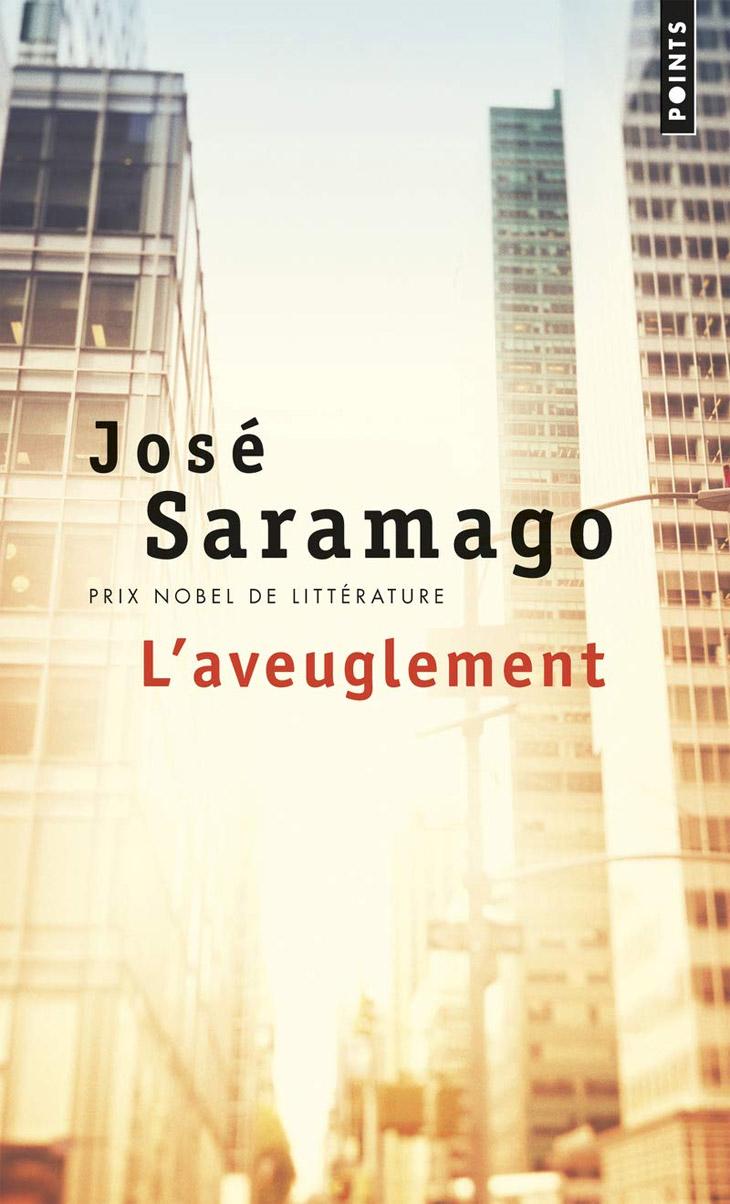 Couverture L'aveuglement / José Saramago