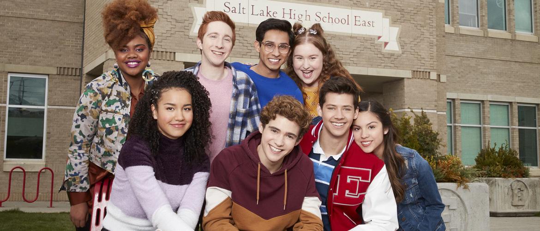 Jacob Young rejoint la saison 2 de High School Musical: The Musical: The Series